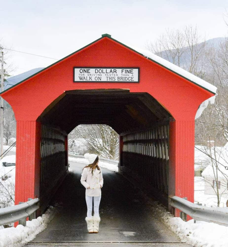 winter getaways in new england