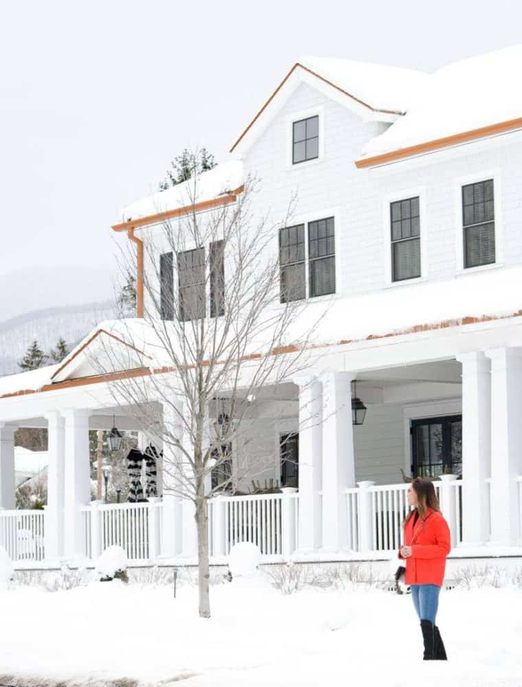 The Kimpton Taconic Hotel in Manchester, Vermont