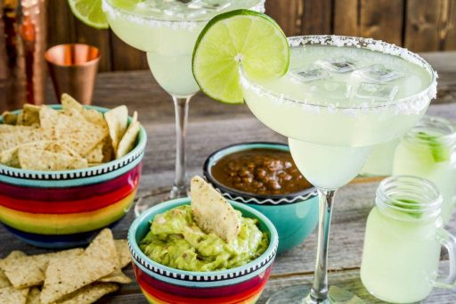 Cinco de mayo skinny margarita recipe