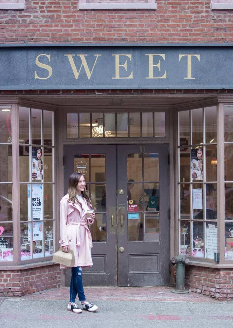Sweet in Boston