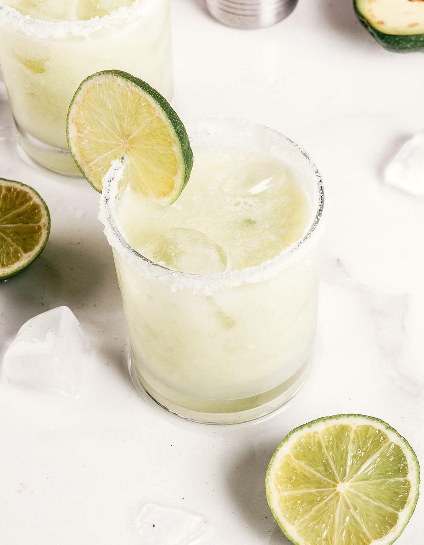 skinny coconut margarita recipe