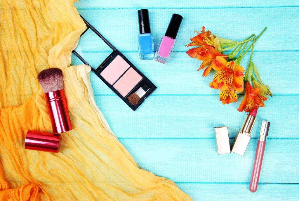 spring and summer makeup trends