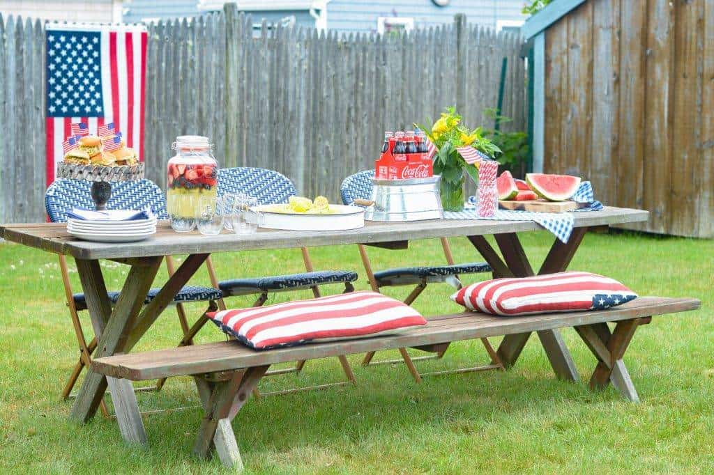 The Ultimate Guide To Throwing A Patriotic Themed 4th Of