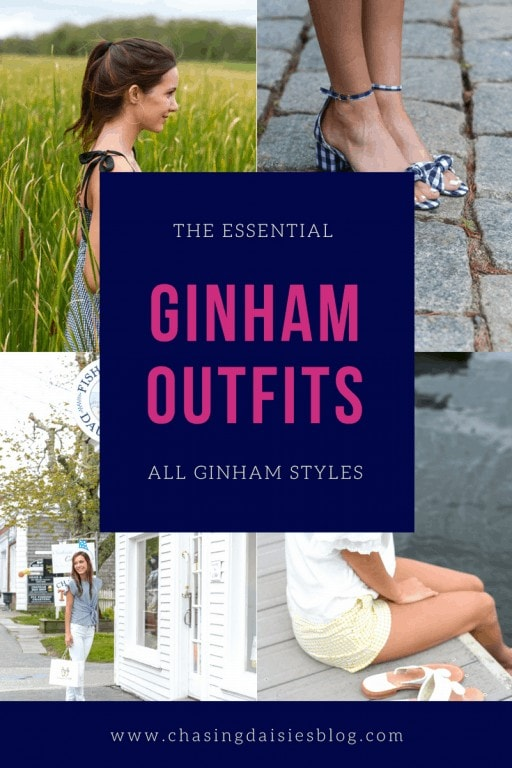 Ginham outfits style