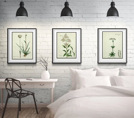 The Best Etsy Stores for Modern Farmhouse Wall Art