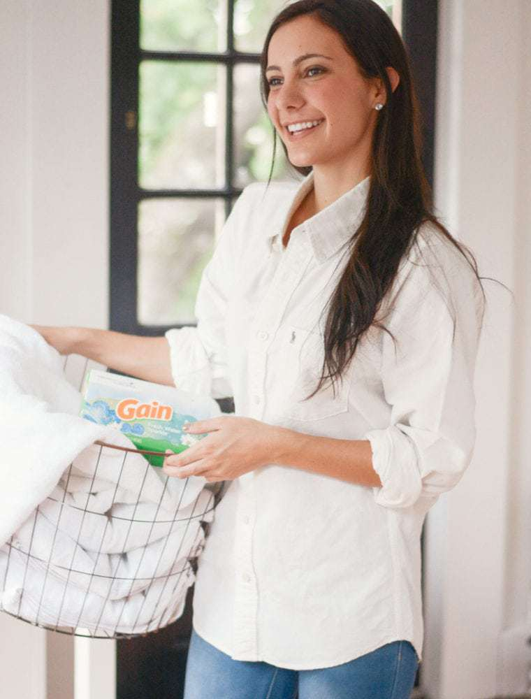 Laundry 101: How To Do Laundry Plus a Printable Laundry Schedule