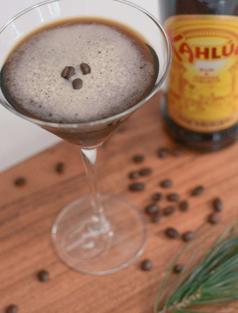 Kahlúa Cold Brew Martini | The Best Cold Brew Cocktails of the Season
