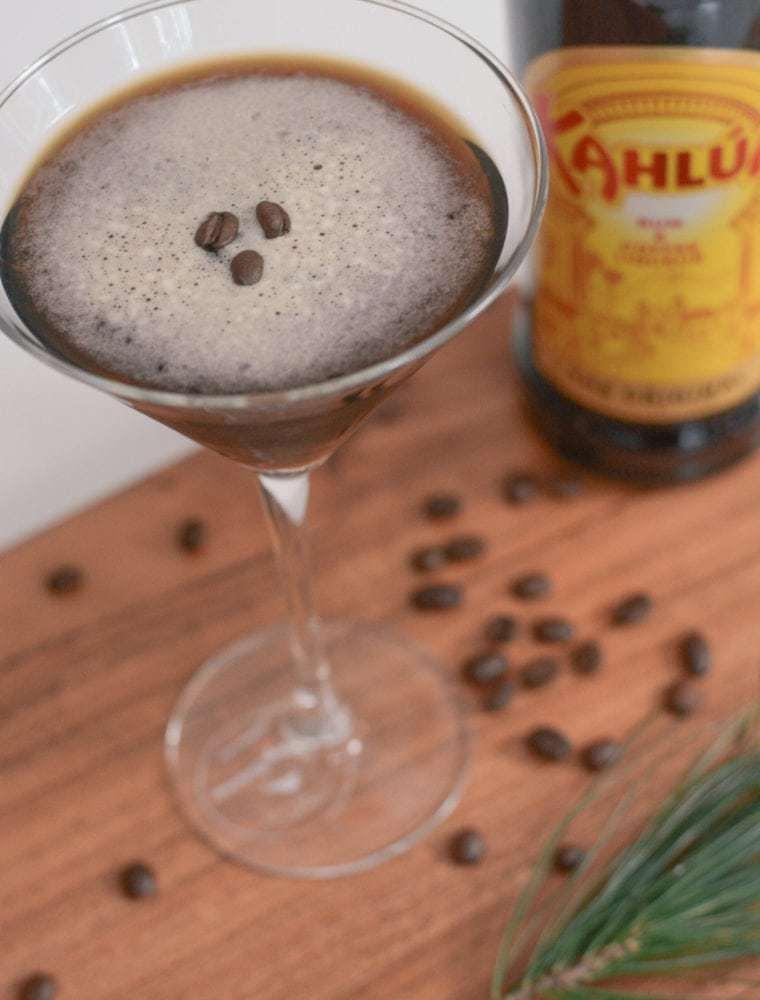 Kahlúa Cold Brew Espresso Martini