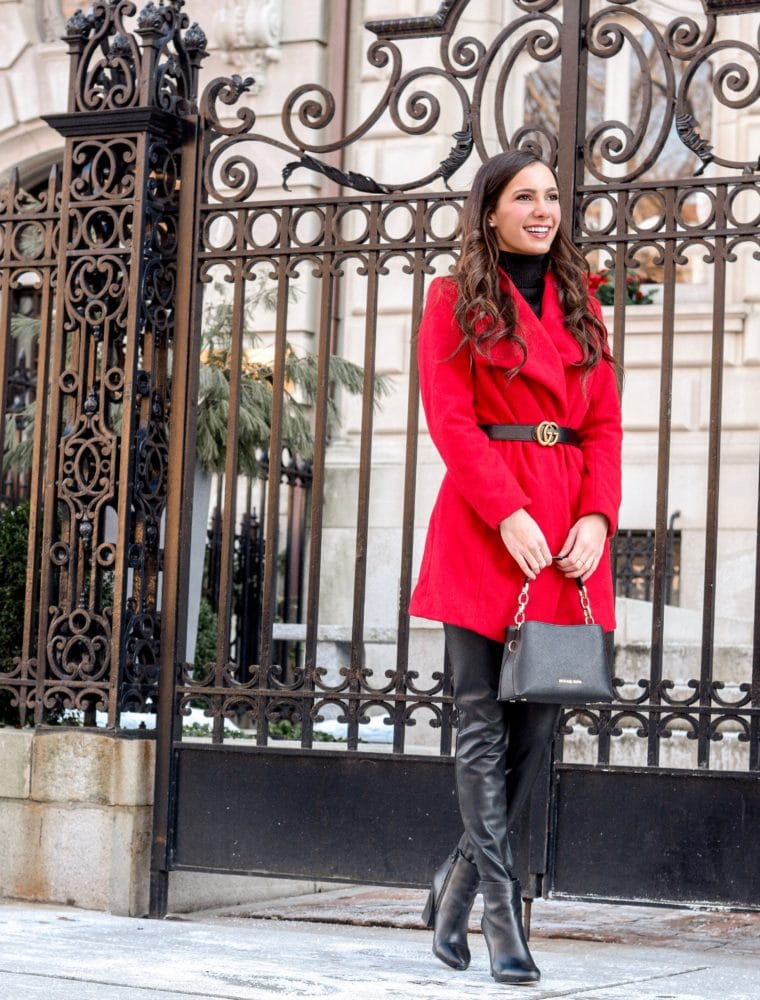 20+ Belted Winter Coats (All Under $75)