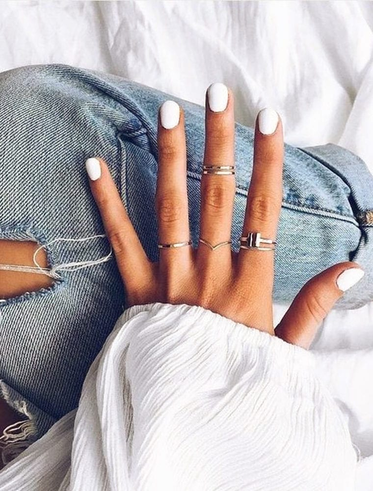 20+ Prettiest Summer Nail Colors of 2019