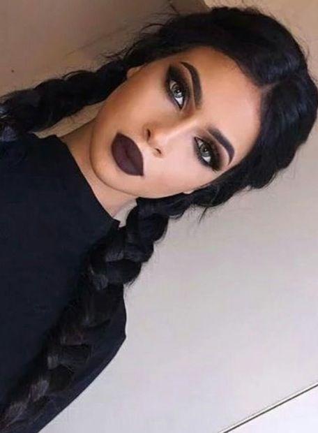 Easy Halloween Makeup For Work.30 Insane Yet Pretty Halloween Makeup Ideas Easy Halloween Makeup