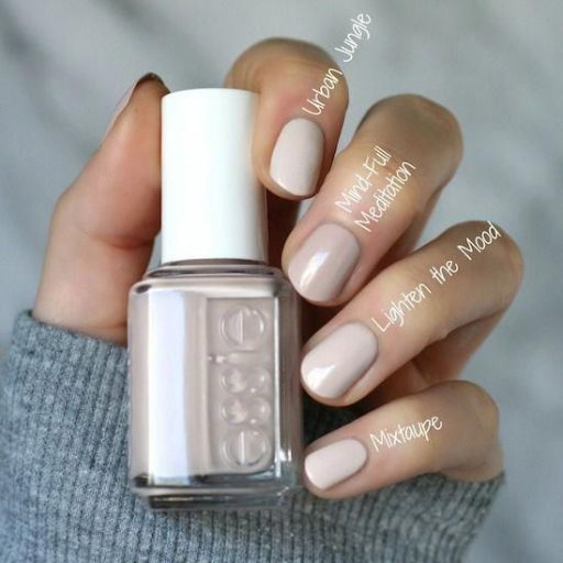 neutral nail colors