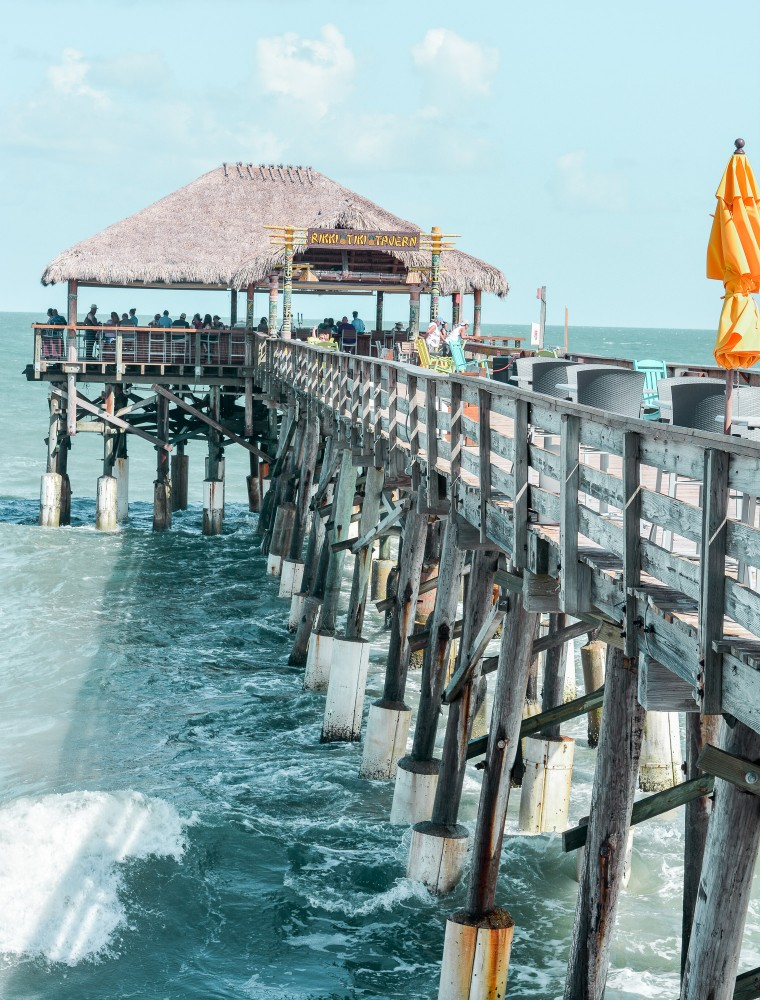 The Cocoa Beach Pier: A Guide to the Cocoa Beach Boardwalk Area