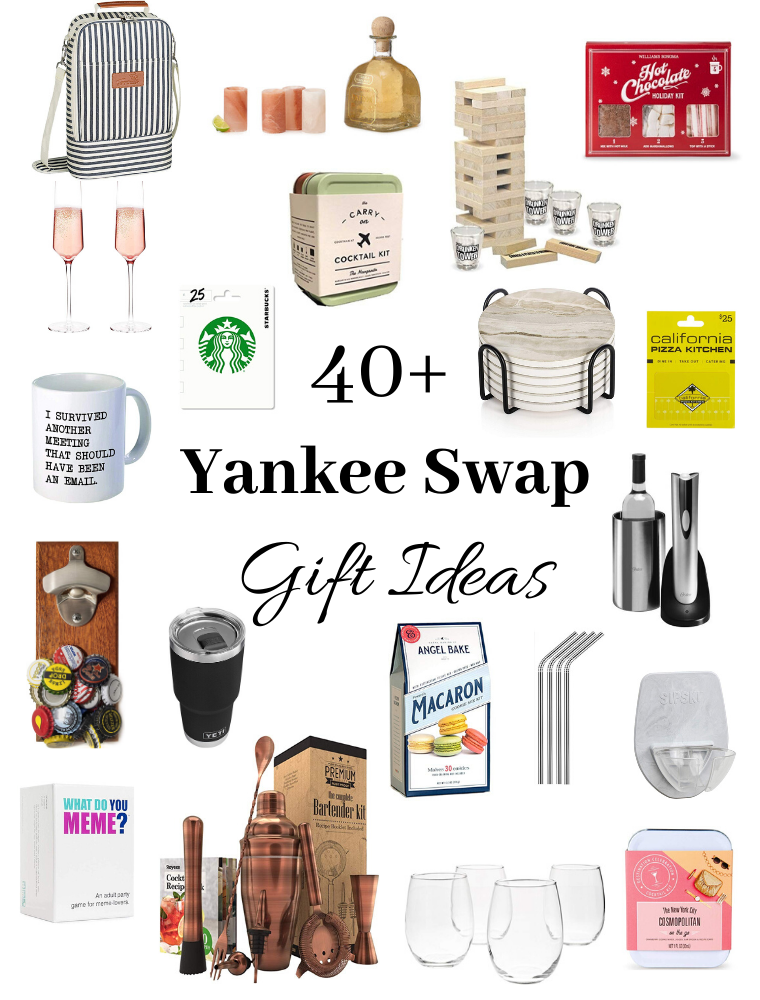 The Ultimate List of Yankee Swap Ideas: Gifts For Everyone