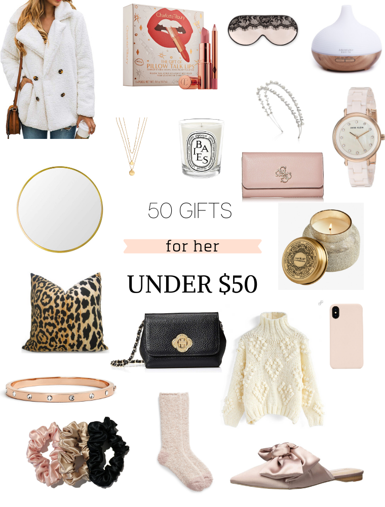 50 Gorgeous Gifts For Her Under $50