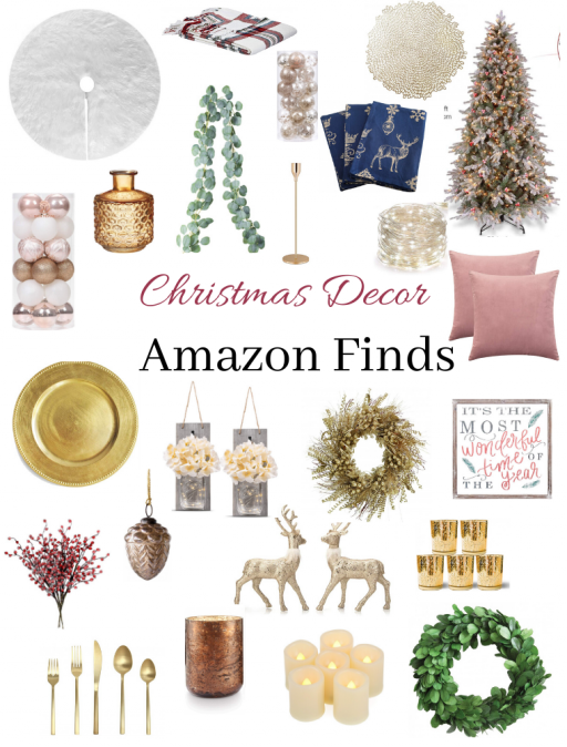 Christmas Decor Amazon Finds