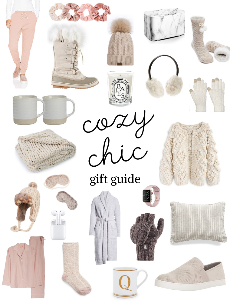 A Cozy Chic Gift Guide