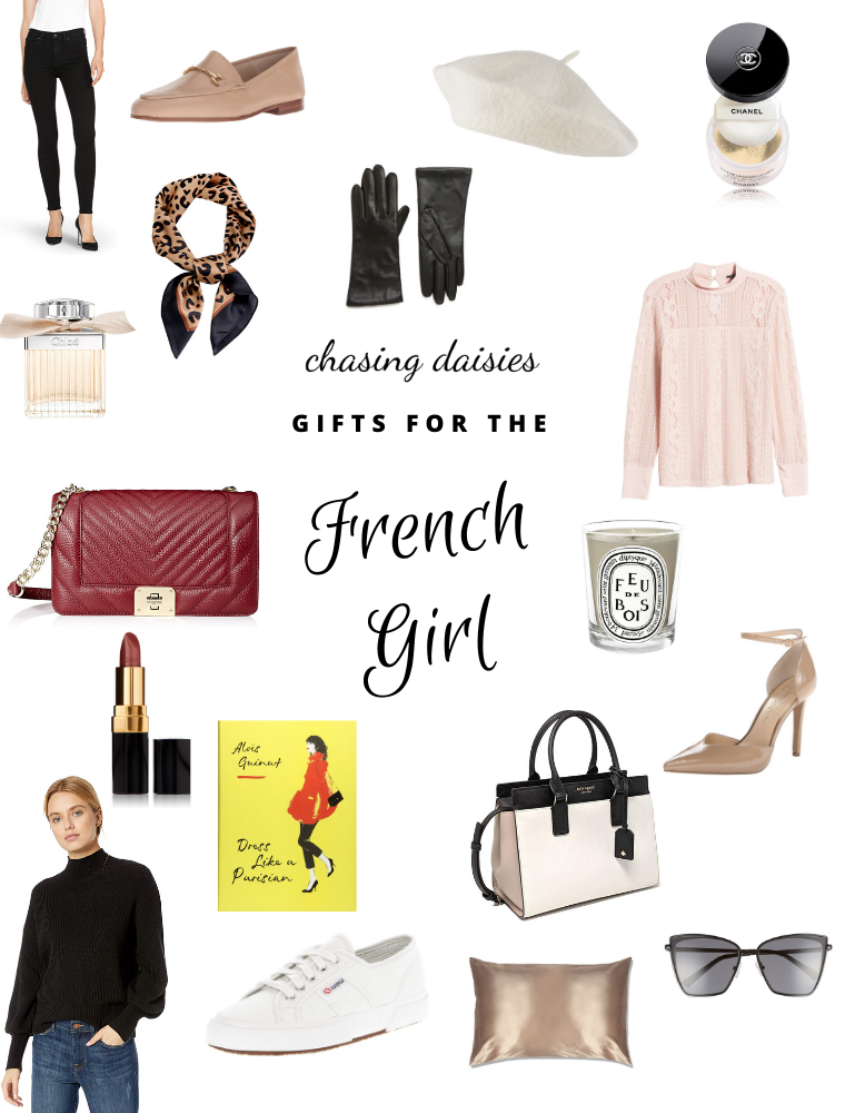 The Ultimate French Girl Gift Guide