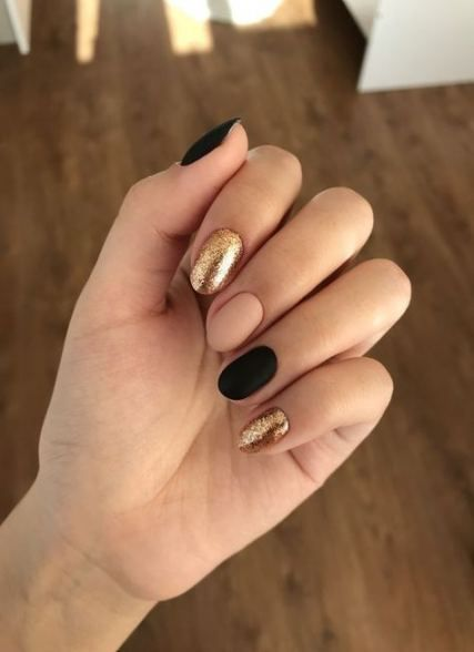 19 New Year S Eve Nail Colors Inspiration