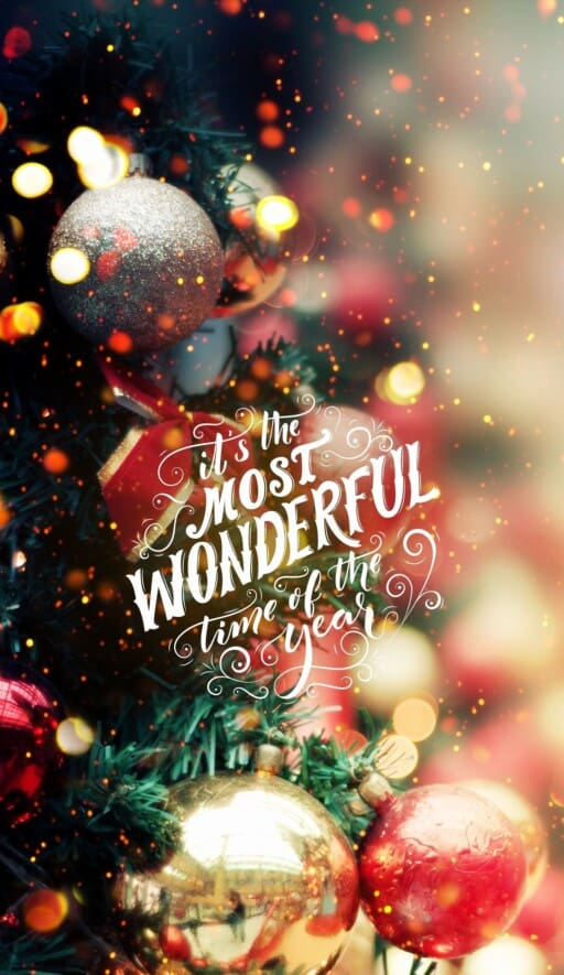 free christmas wallpaper and december wallpaper for iphone