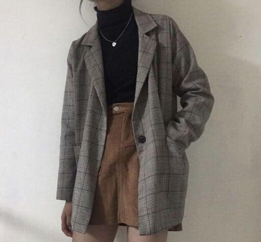 dark academia fashion