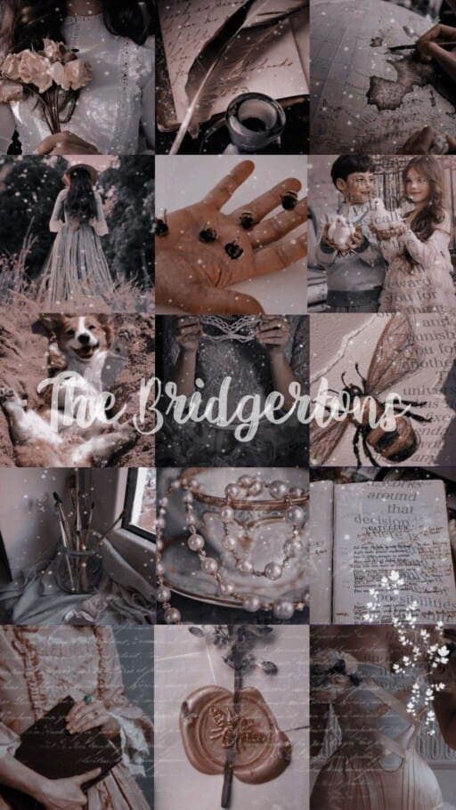 bridgertons wallpaper