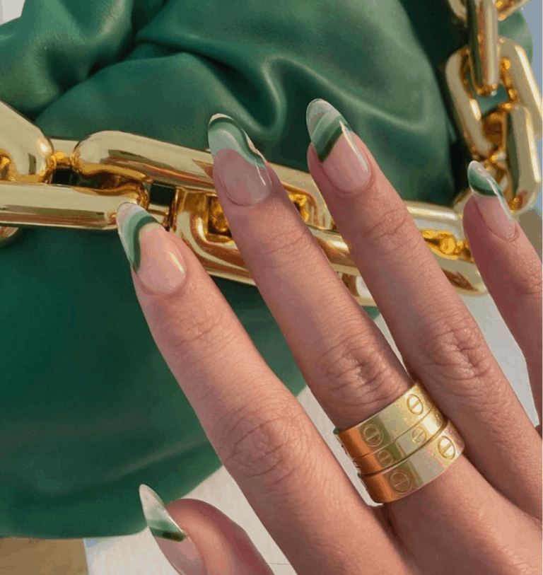 120 Dazzling Matte Nail Designs to Wear in 2021